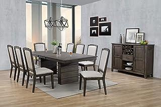 Amazon.com: 10 Pieces - Table & Chair Sets / Kitchen ...