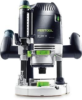 Festool 574689 EB F Plus Router, 2200-Watts