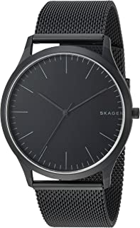 Men's Jorn Minimalistic Stainless Steel Quartz Watch