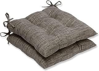 Pillow Perfect Outdoor/Indoor Remi Patina Wrought Iron Seat Cushion (Set of 2)