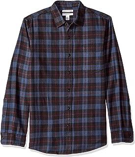 Best men flannel long sleeve shirt Reviews