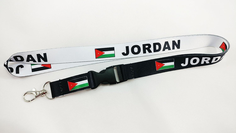 Jordan Flag Reversible Lanyard keychain (1)
