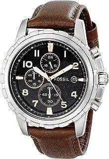 Men's Dean Stainless Steel Chronograph Dress Quartz Watch