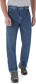 بنطلون جينز رجالي متين ومريح من رانجلر