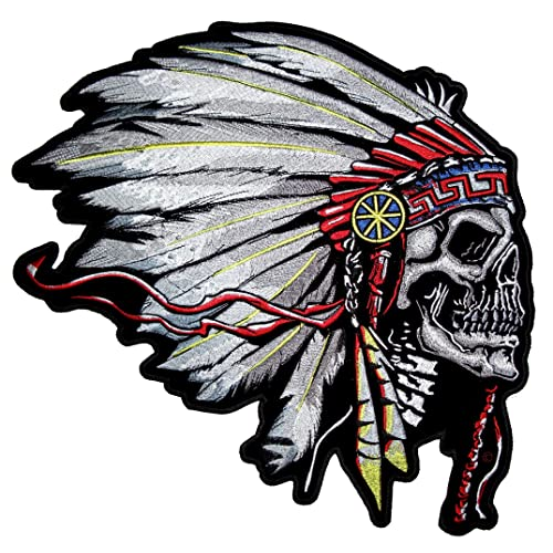"""Patch BACK PIECE Huge MIDDLE FINGER 13/"""" TALL 8/"""" wide Well Made Free Shipping"""