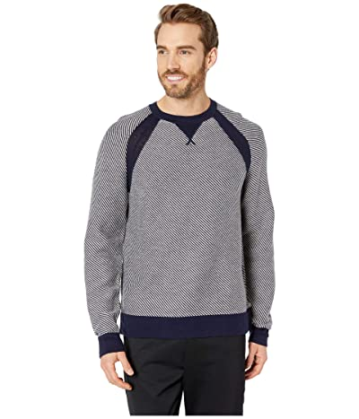 Toad&Co Strahlhorn Crew Sweater (Deep Navy) Men