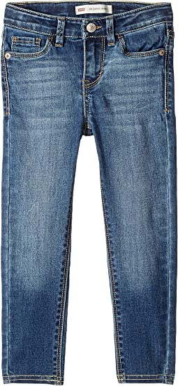 Levi's® Kids 710 Back Pocket Jeans (Little Kids)