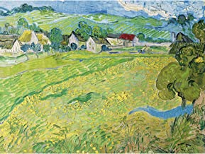 Vincent Van Gogh Les Vessenots A Auvers Large Art Print Poster Wall Decor Premium Mural