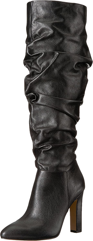 Fix Woherrar Kennedi Pointed -Toe Slouch Boot, svart, 9 B USA