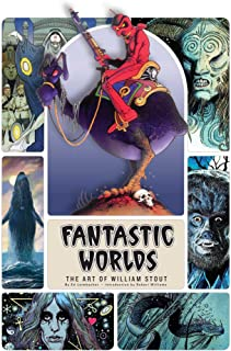 Fantastic Worlds: The Art of William Stout (1)