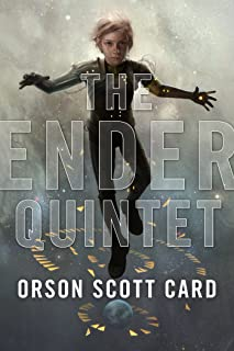 The Ender Quintet: Ender's Game, Speaker for the Dead, Xenocide, Children of the Mind, and Ender in Exile (English Edition)