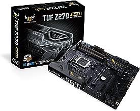 ASUS TUF Z270 Mark 2 LGA1151 DDR4 HDMI DVI M.2 USB 3.1 Z270 ATX Motherboard