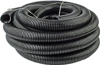 25 Ft 1' 25mm Split Wire Loom Conduit Polyethylene Tubing Black Color Sleeve Tube