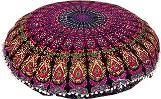 Best bohemian floor cushions Reviews
