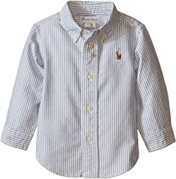 YD Oxford Stripe Shirt (Infant)
