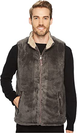 True Grit - Pebble Pile Double Up Vest
