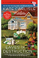 Eaves of Destruction (A Fixer-Upper Mystery Book 5) Kindle Edition