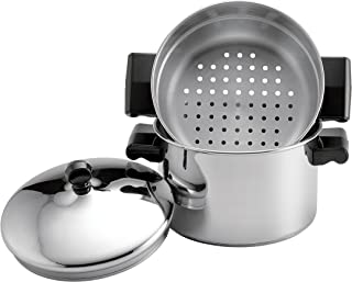 Farberware 70043 Stack 'N' Steam 3-Qt. Covered Saucepot Insert Stainless Steel..