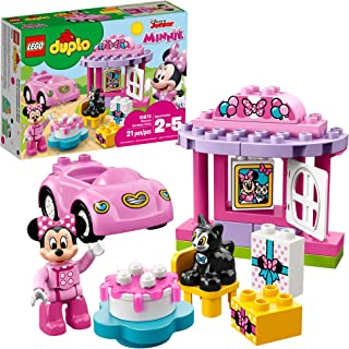 LEGO DUPLO Minnie's Birthday Party 10873 Building Blocks (21 Pieces)