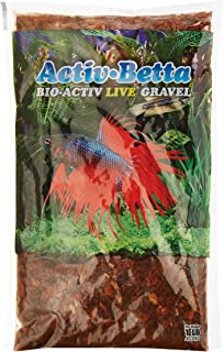 Activ Betta Aquarium Sand, 1-Pound, Red River