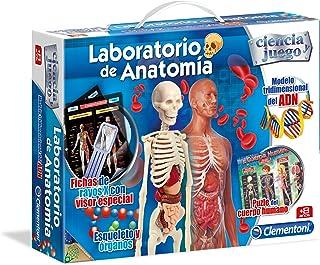 Clementoni- Laboratorio de Anatomía Juego Educativo, Multic