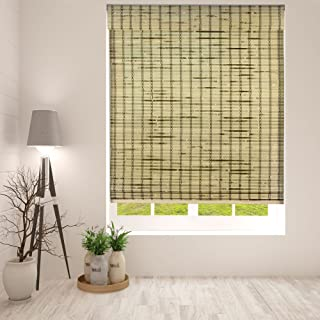 Arlo Blinds Rustique Cordless Bamboo Shades Blinds - Size: 20