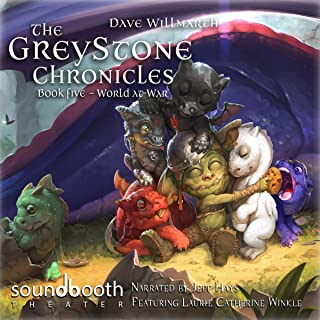 World At War: The Greystone Chronicles, Book 5