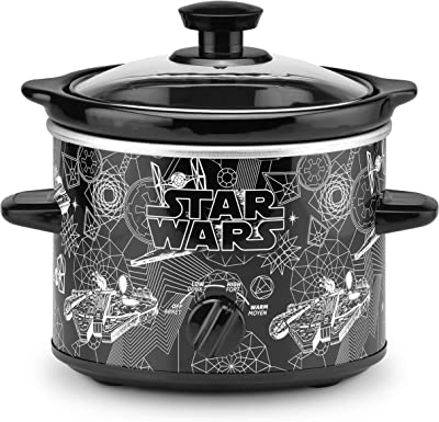 Star Wars 2-Quart Slow Cooker - Best kitchen appliances for college students
