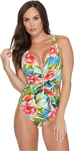 Miraclesuit Belle Rives Charmer One-Piece