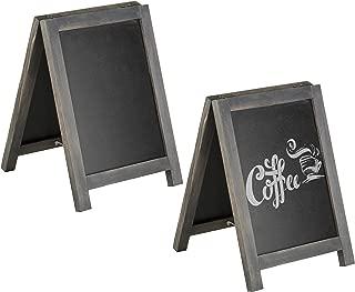 Best black chalkboard frame Reviews