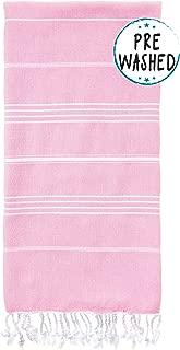 Best pink stripe beach towel Reviews