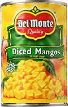 Del Monte Diced Mangos In Light Syrup, 15 oz