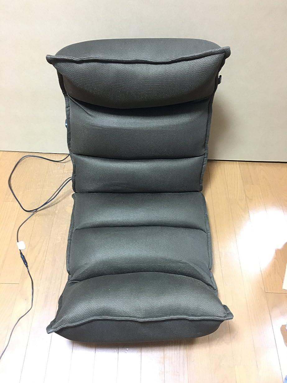滞在ハム平凡ツカモトエイム ポルト マッサージ座椅子 ヒーター付 AIM-110-BR ブラウン