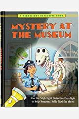 Nightlight Detective: Mystery at the Museum Hardcover