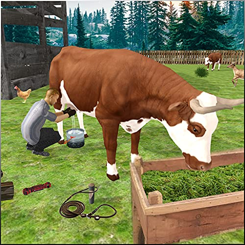Farm Animal Simulator: Family Farming