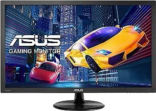 ASUS VP247H-P 23.6 in LED Monitor 1920x1080 1ms VGA DVI HDMI Speakers