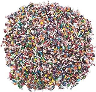 3000 Piece Bulk Candy Mix (27 lbs) Parades, Pinata and Halloween Assortment