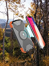 Outdoor Waterproof Phone Charger, Adequate battery to charge your phone 3 times before recharging. Plug in your phone or charge it wirelessly