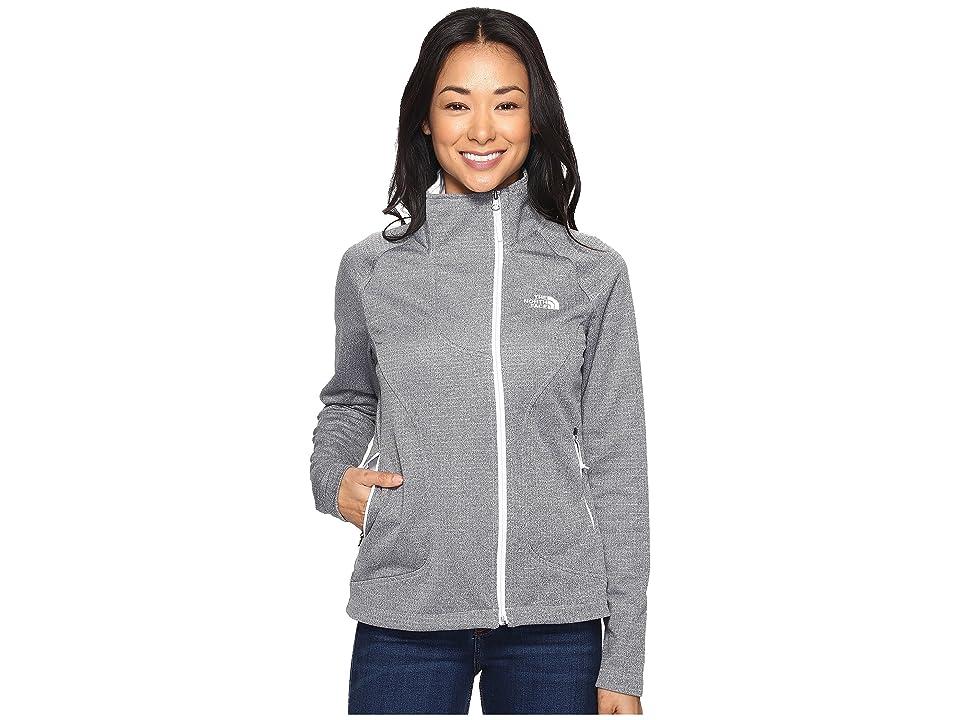 The North Face Needit Jacket (TNF White Heather (Prior Season)) Women