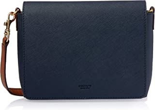 Oroton Women's Liberty Fold Clutch, Ink, One Size