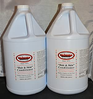 Unicure Hair and Skin Conditioner Gallon Fragrance Free (2 Gallons)