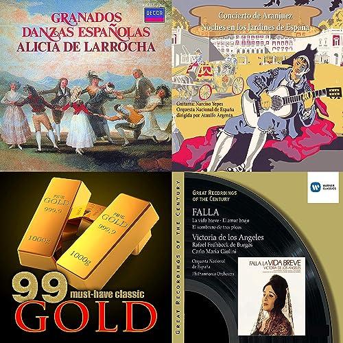 Música Clásica española de Bilbao Symphony Orchestra, Clifford ...