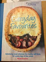 WeightWatchers Pro Points Everyday Favourites 2013 cookbook