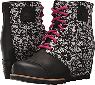 Women's PDX Wedge Black Boot