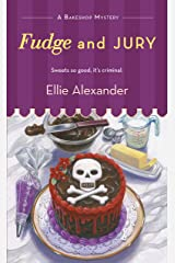 Fudge and Jury (A Bakeshop Mystery Book 5) Kindle Edition