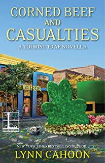 Corned Beef and Casualties (A Tourist Trap Mystery)