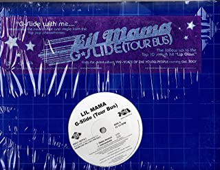 Lil Mama: G-Slide (Tour Bus) (4 vers.) [single]