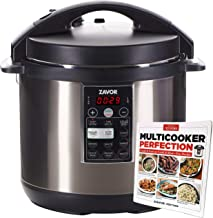 Zavor LUX 8 Quart Multi-cooker with America's Test Kitchen Multicooker Perfection..
