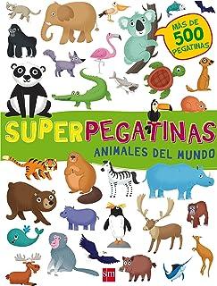 Animales del mundo (Pegatinas