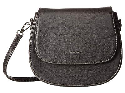 Matt & Nat Vintage Rubicon (Black) Handbags